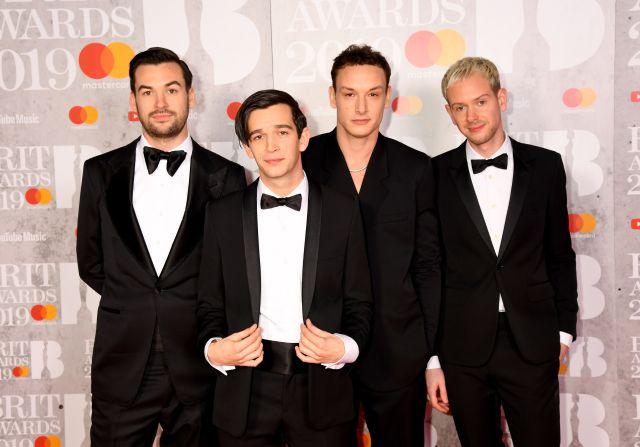 The BRIT Awards 2019 - VIP Arrivals