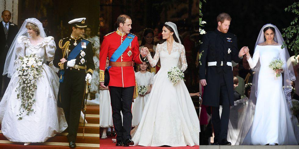 Princess Diana Meghan Markle And Kate MIddleton Royal