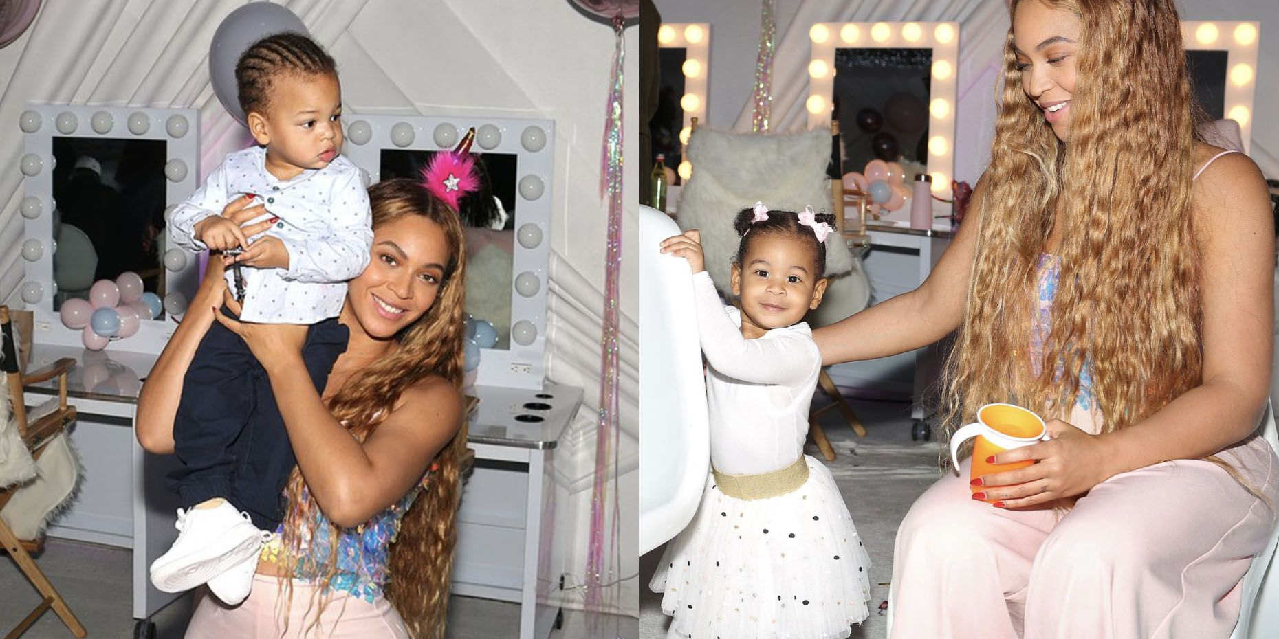 photos of twins rumi and sir