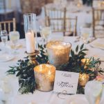 20 Easy Rustic Centerpieces For Winter Christmas Table