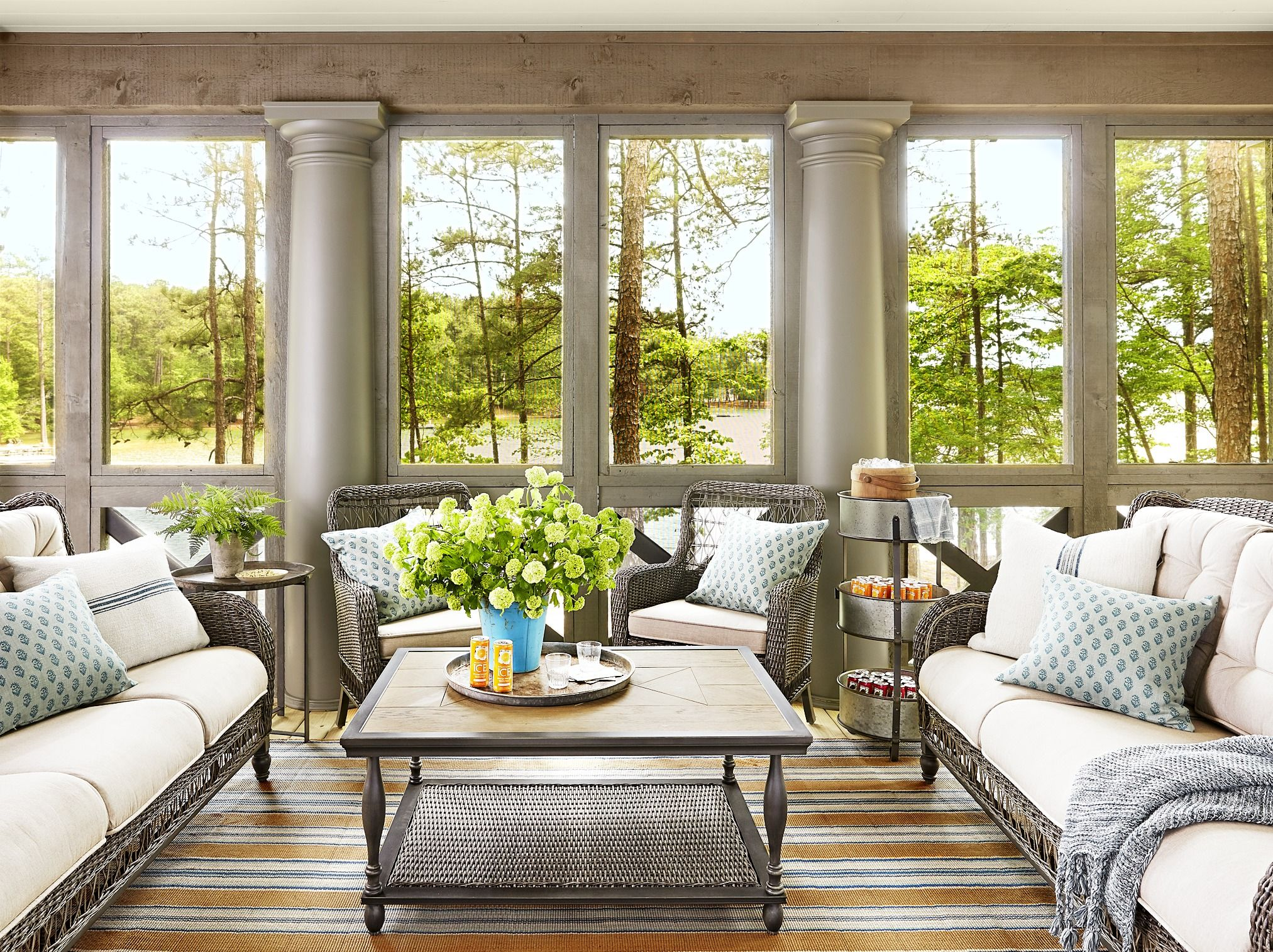 20 Sunroom Decorating Ideas Best Designs For Sun Rooms