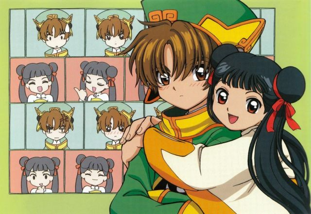 sakura anime españa homosexualidad meiling li