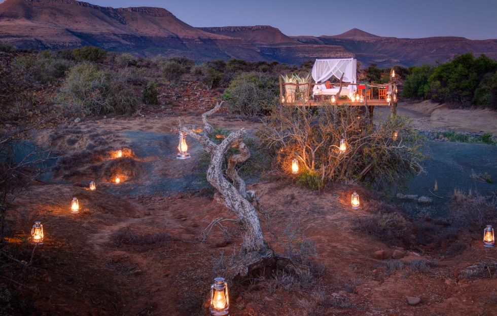 10 Milky Way Star Bed – Samara Private Game Reserve, Africa