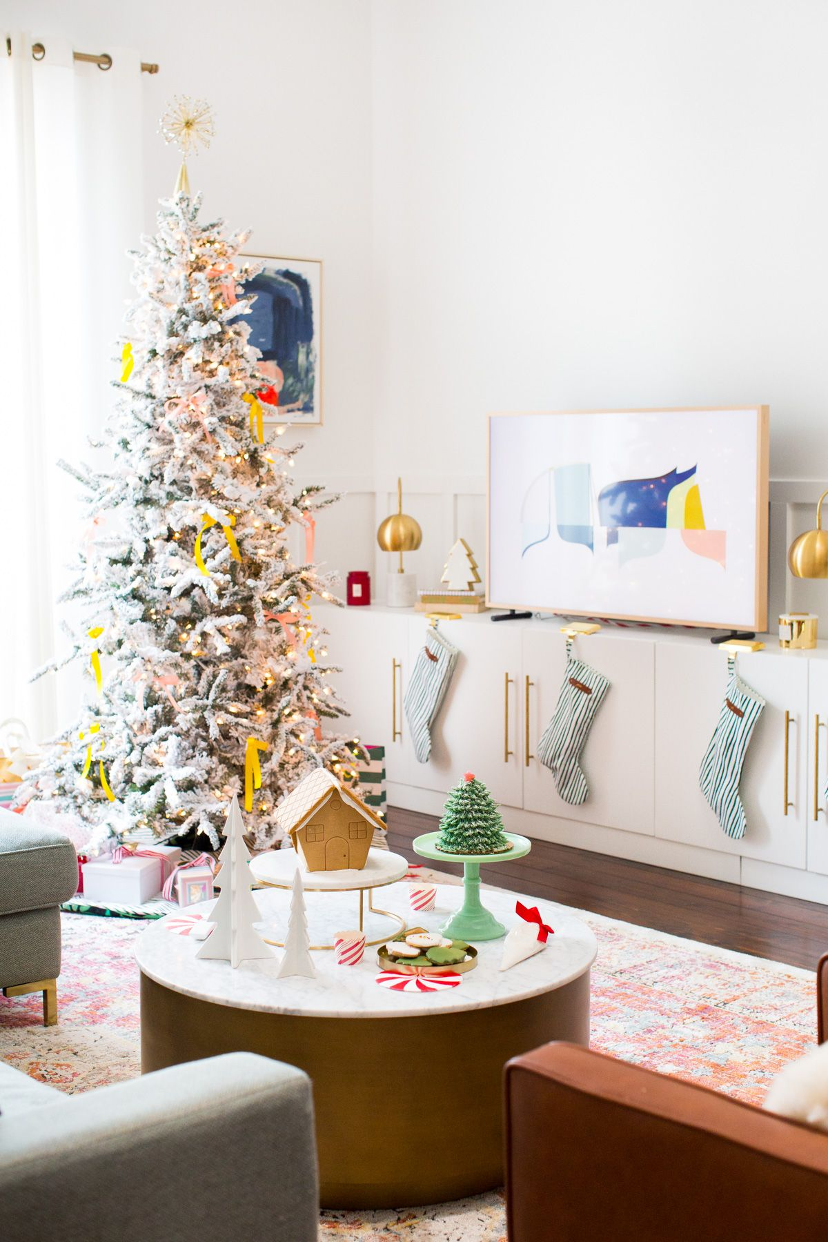 56 Christmas Tree Decoration Ideas Pictures Of Beautiful