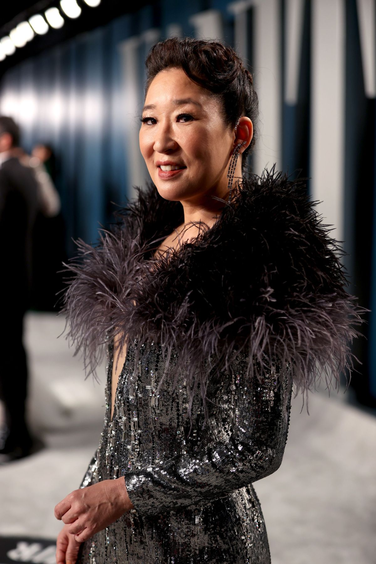Killing Eve' Star Sandra Oh's Diet Includes Kale Salad Snacks