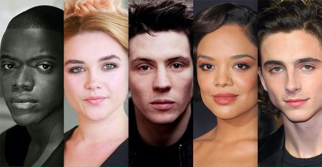 Image result for 2018 BAFTA Rising Star Award