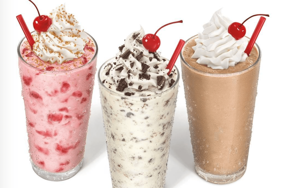 Sonic Is Offering Half Price Shakes Today Sonic Deals