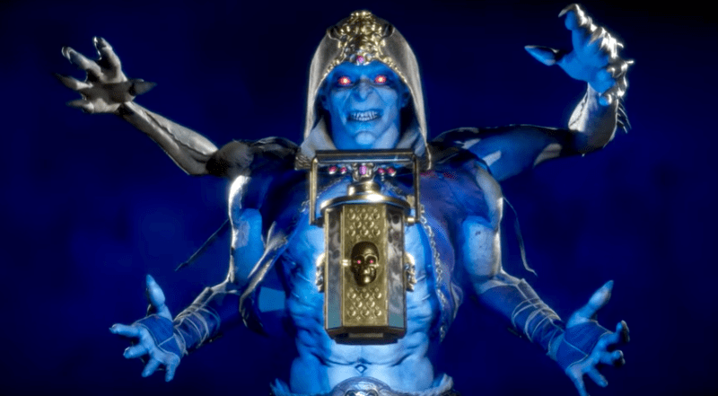 The Kollector Is the Newest Mortal Kombat 11 Character to Join the Roster 1