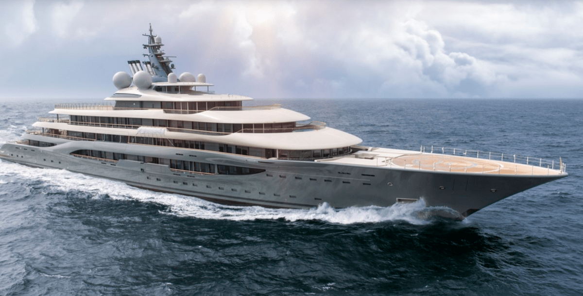 19 Largest Yachts in the World 2020 - Most Expensive Yachts