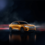 2021 Ford Mustang Mach E Gt To Come In Eye Popping Cyber Orange
