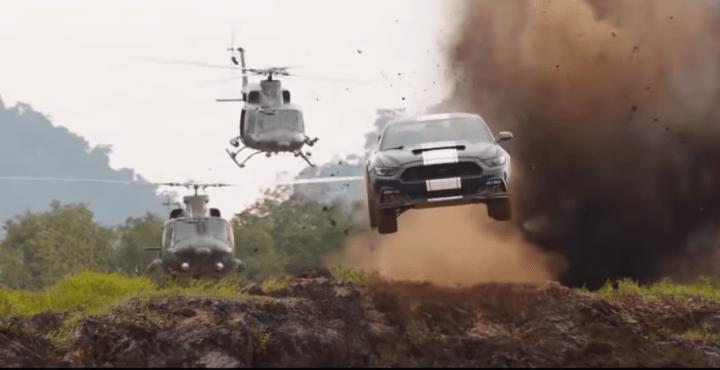 Watch Fast & Furious 9's Smash-'Em-Up Second Trailer