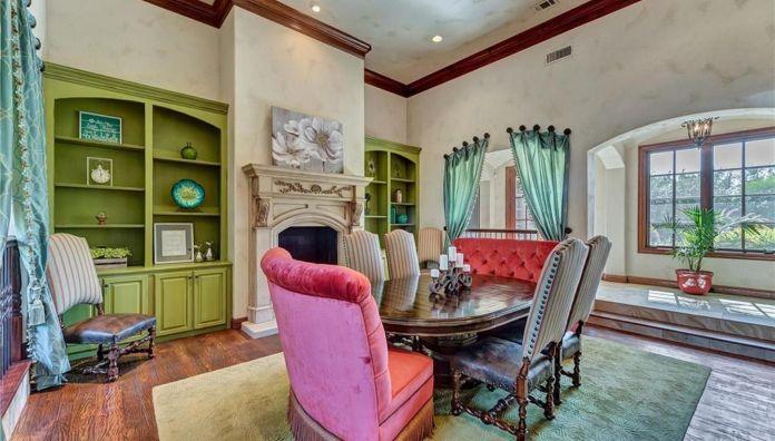 Selena Gomez Fort Worth, Texas Mansion