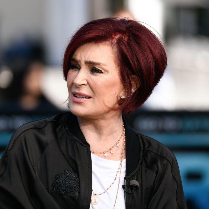 Sharon Osbourne unveils dramatic short hair transformation