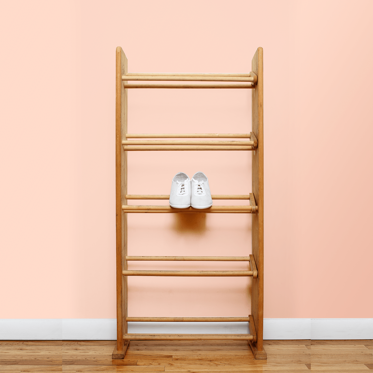 20 genius ways to keep shoes tidy
