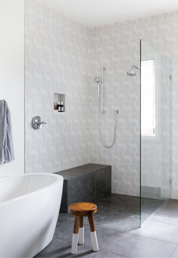 25 walk in shower ideas bathrooms