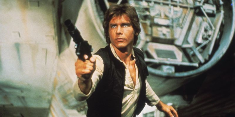 Han Solo's Iconic Blaster from Star Wars Is Going Up for Auction 1