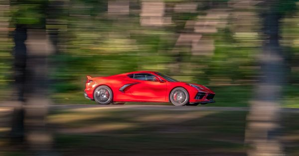 2020 Mid-Engine Corvette is Nearly 200 Pounds Heavier than Front-Engine C7