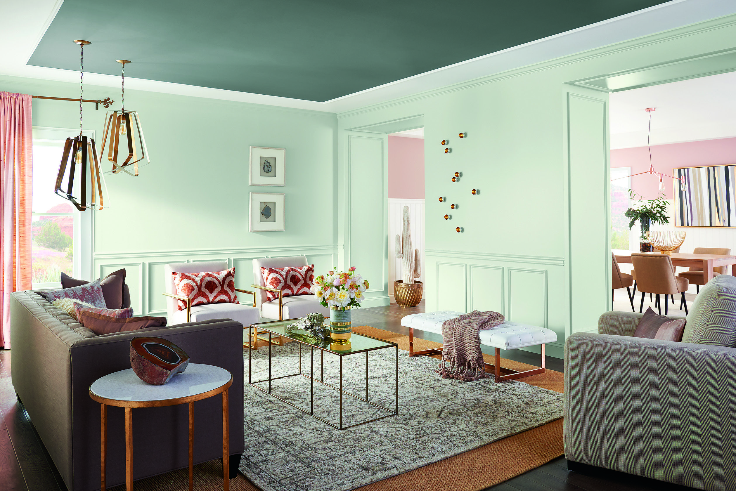 The 2018 Color Trends