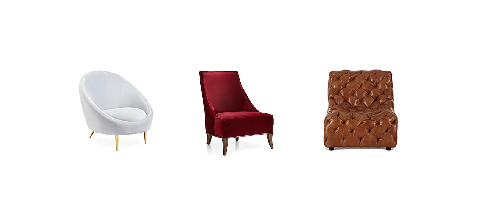 13 Best Slipper Chairs Armless Accent Chairs