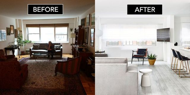 Small Apartment Design Transformed This Nyc Decorating
