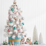 28 Small Christmas Tree Ideas Mini Holiday Trees To Decorate