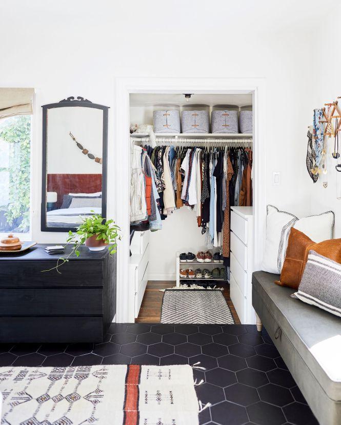 16 Best Small Closet Organization Ideas