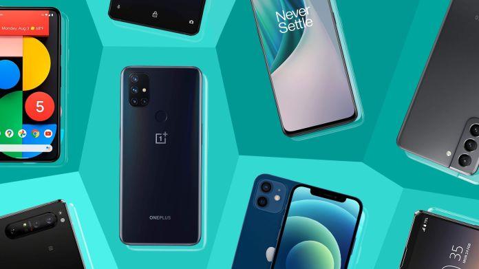 The Best Smartphones of 2021