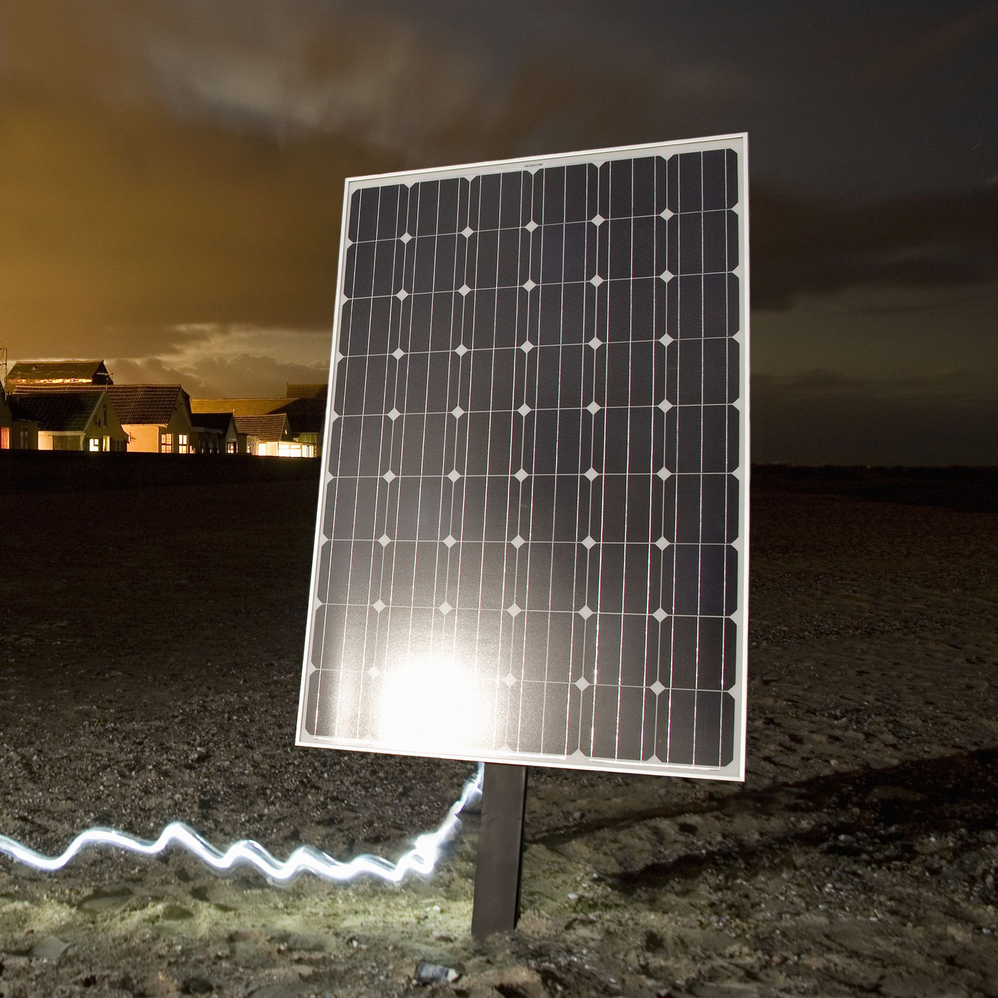 Reverse Solar Panels How Do Solar Panels Work At Night
