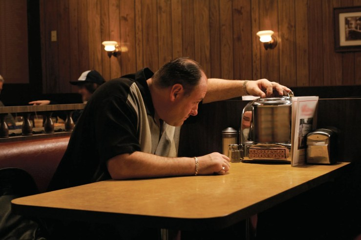 We Finally Know What Happened To Tony Soprano In That Final Diner Scene