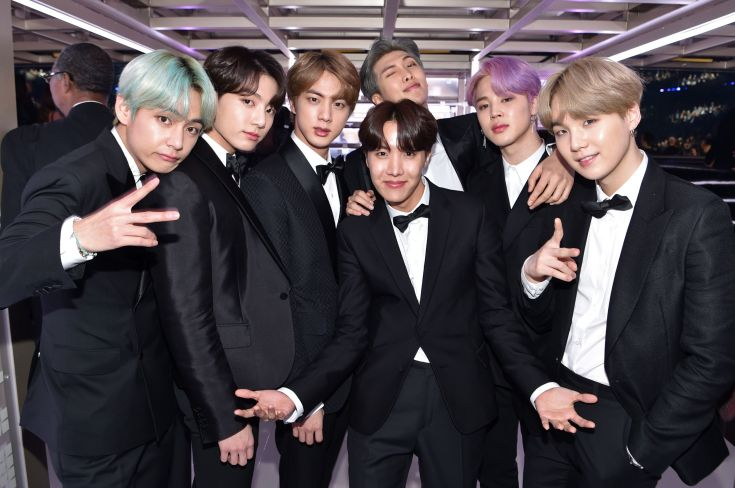 Here's Why BTS Wasn't at the 2019 Teen Choice Awards - TCAs 2019