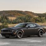 808 Hp Carbon Fiber 2018 Dodge Challenger Srt Demon For Sale On Bat