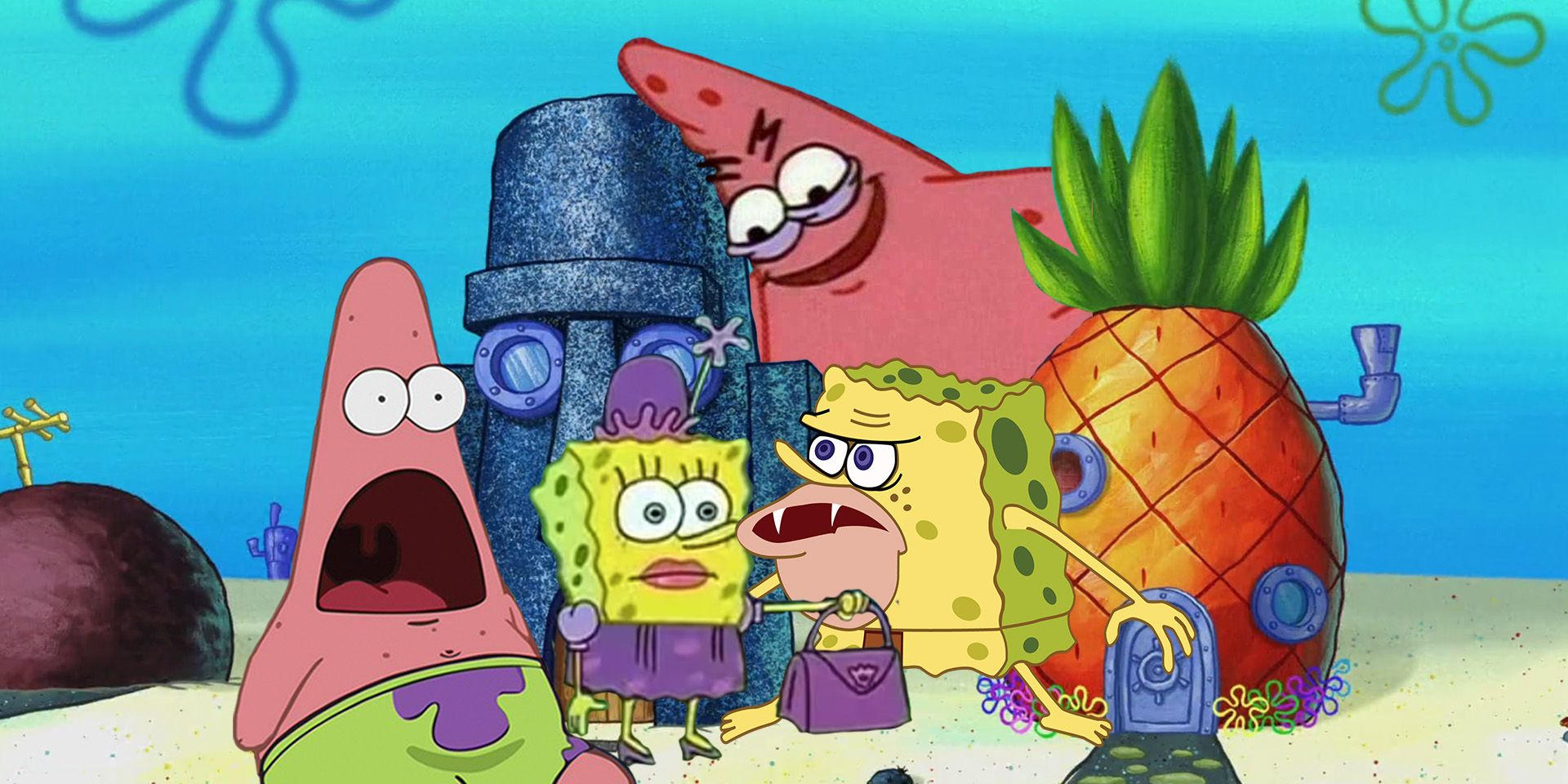 Things Only Adults Notice In Spongebob Squarepants