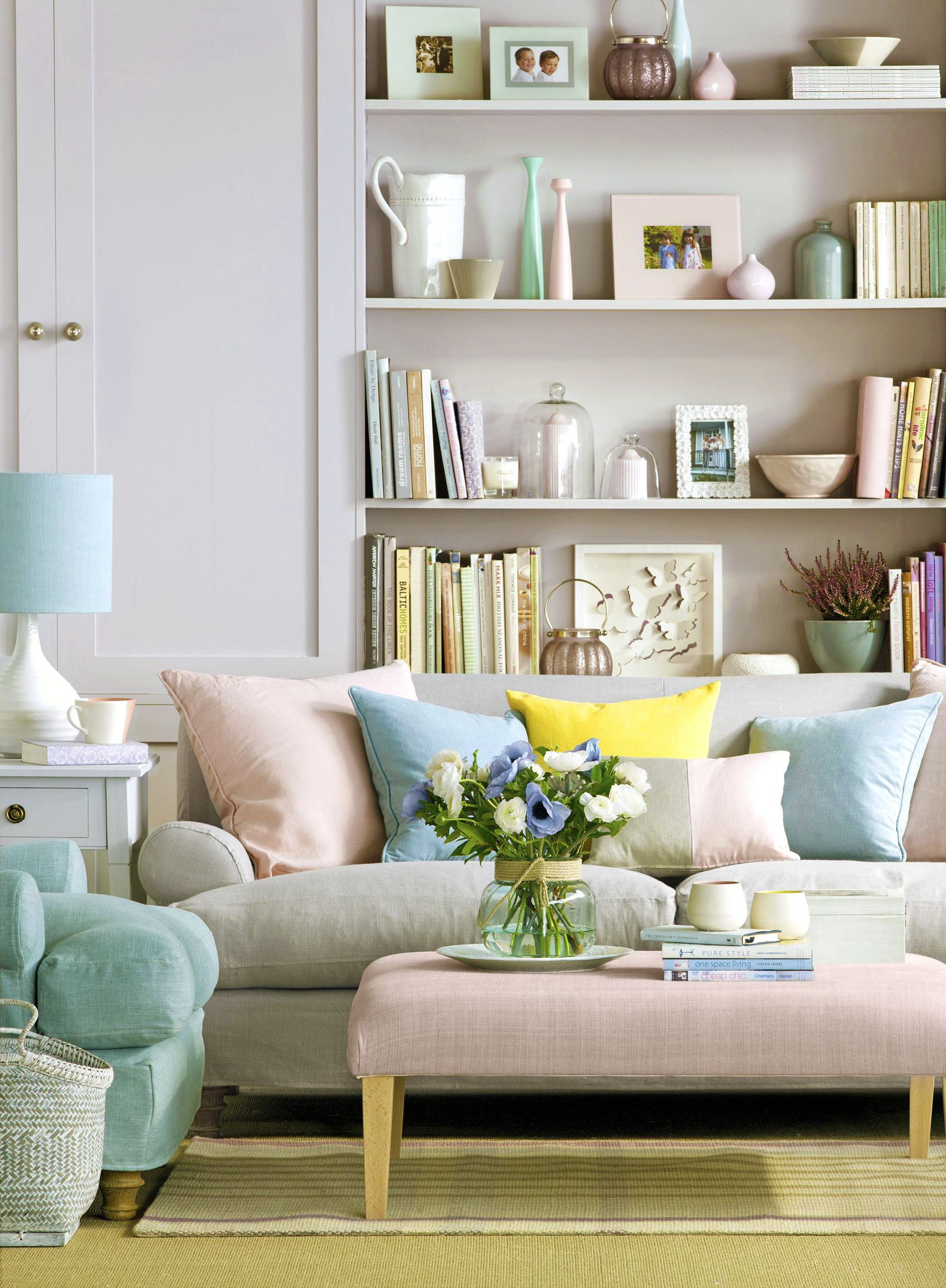 26 spring decor ideas to freshen up