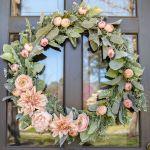30 Diy Spring Wreaths Ideas For Spring Front Door Wreath Crafts