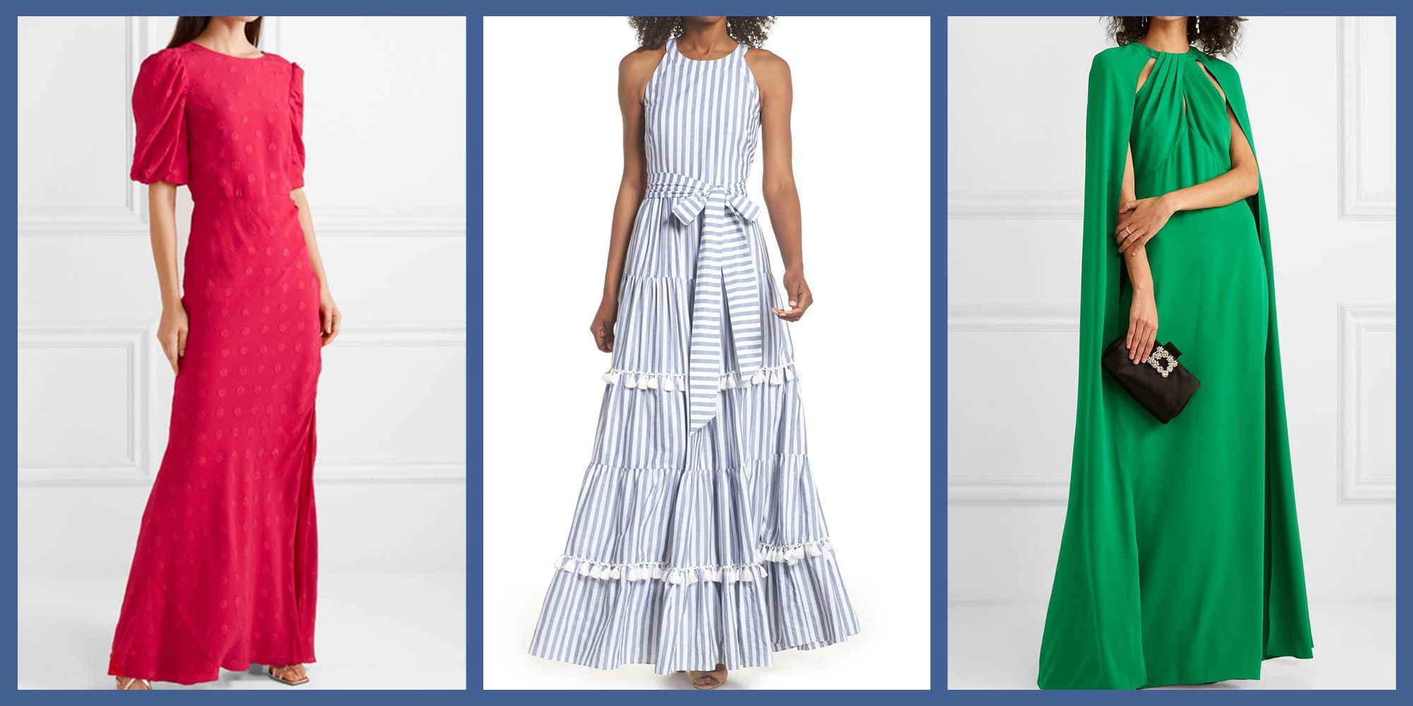 What To Wear To A Summer 2019 Wedding
