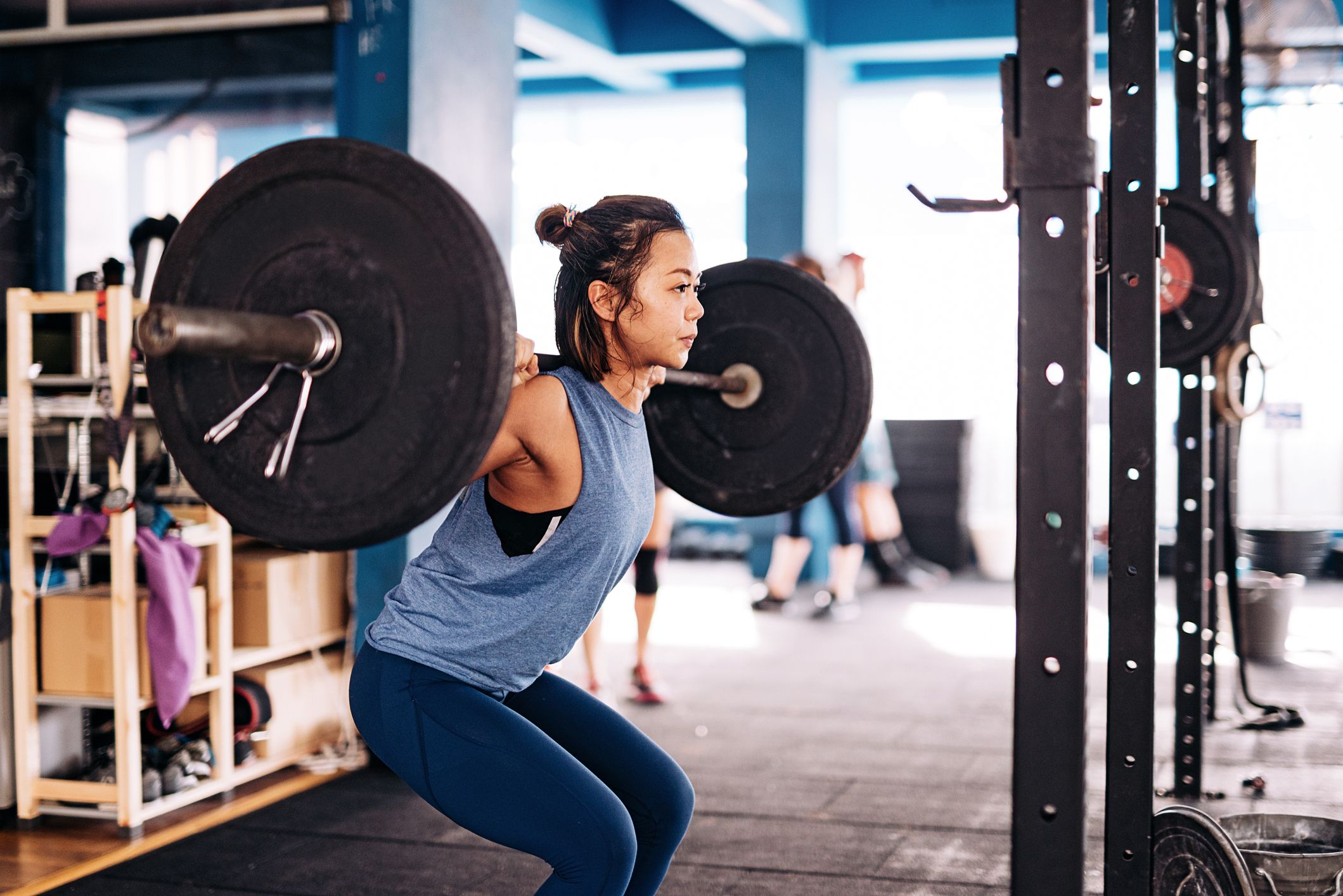 key mistakes people make at the squat rack