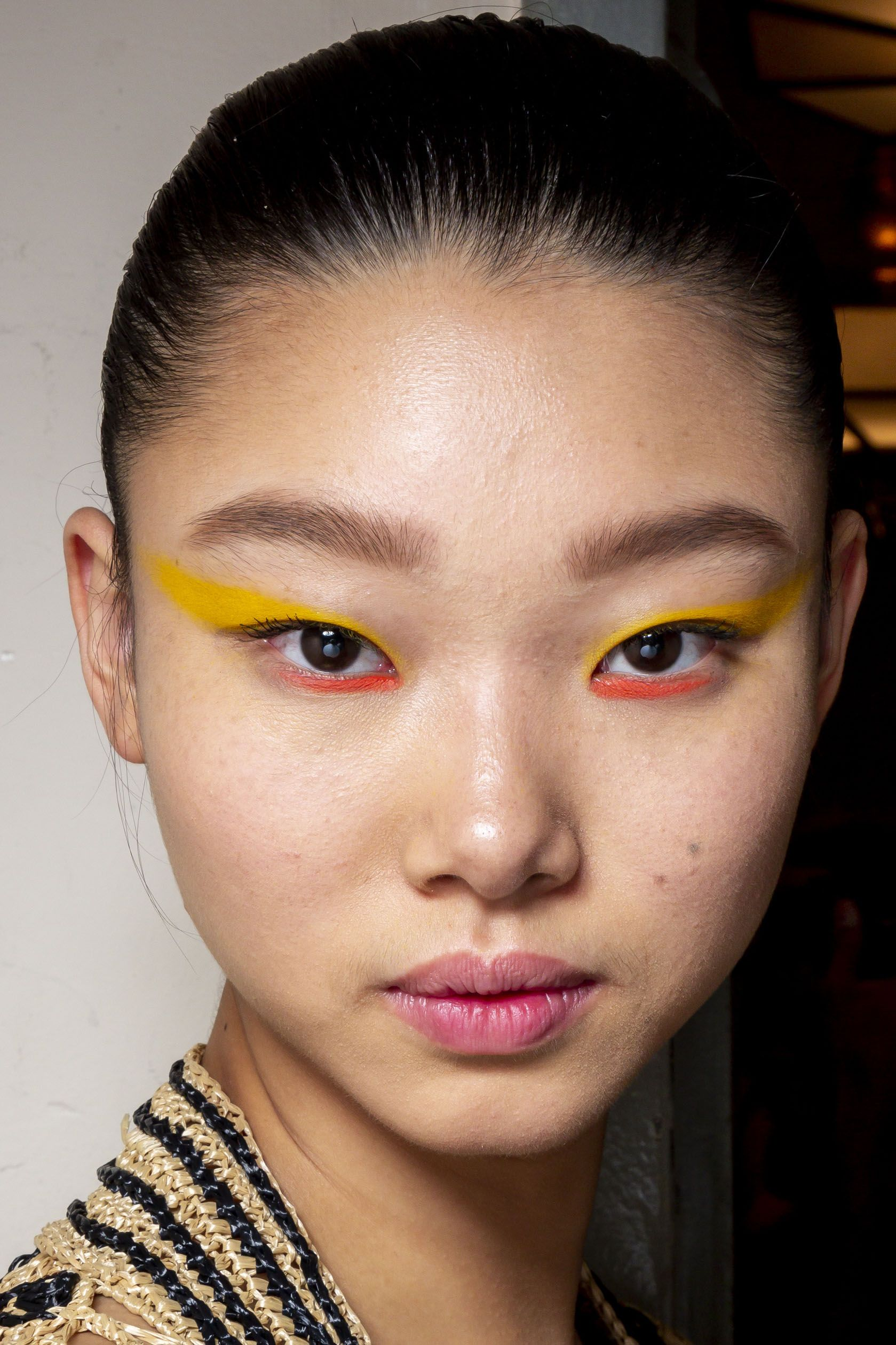 Spring Summer 2020 Make Up Trends Spring Catwalk Beauty Trends