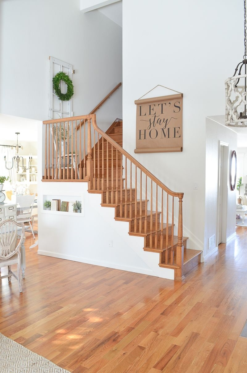 55 Best Staircase Ideas Top Ways To Decorate A Stairway | Simple Staircase Designs For Homes | Kitchen | Interior | Tiny | Simple 2Nd Floor House | Space Saving