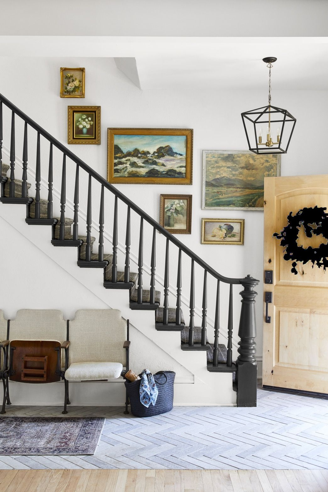 55 Best Staircase Ideas Top Ways To Decorate A Stairway | Staircase Side Wall Design | Farmhouse | Ladder | Bookshelf | Small Space | Beautiful