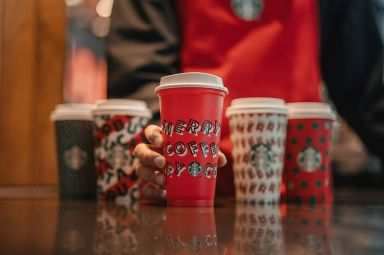 Starbucks Has BOGO Drinks Every Thursday In December, Because You Know You're Exhausted