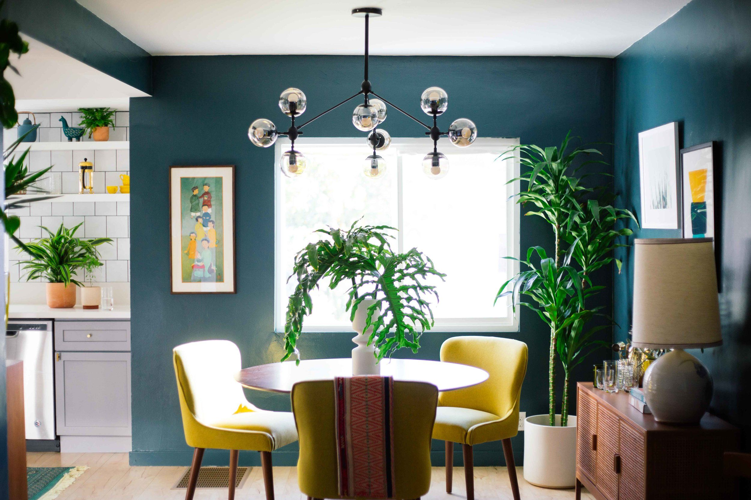 15 Small House Interior Design Ideas   How to Decorate a Small Space The Best Paint Colors For Small Rooms