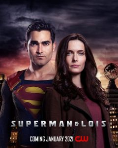 arrowverse s superman and lois first look at supergirl spin off