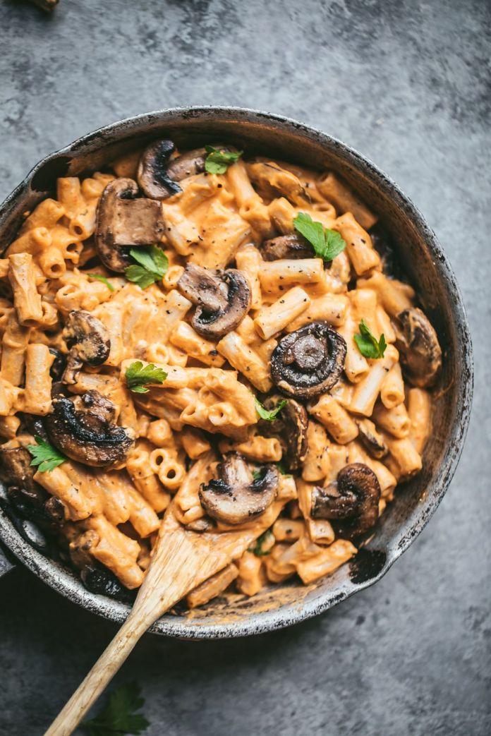 sweet potato pasta