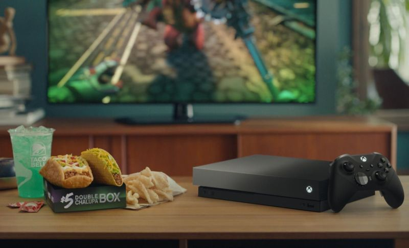 Buy A Taco Bell Double Chalupa Box And You Could Win An Xbox One Bundle