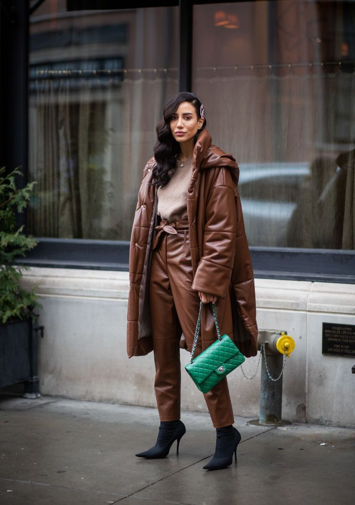 Street Style - New York Fashion Week February 2019 - Day 2