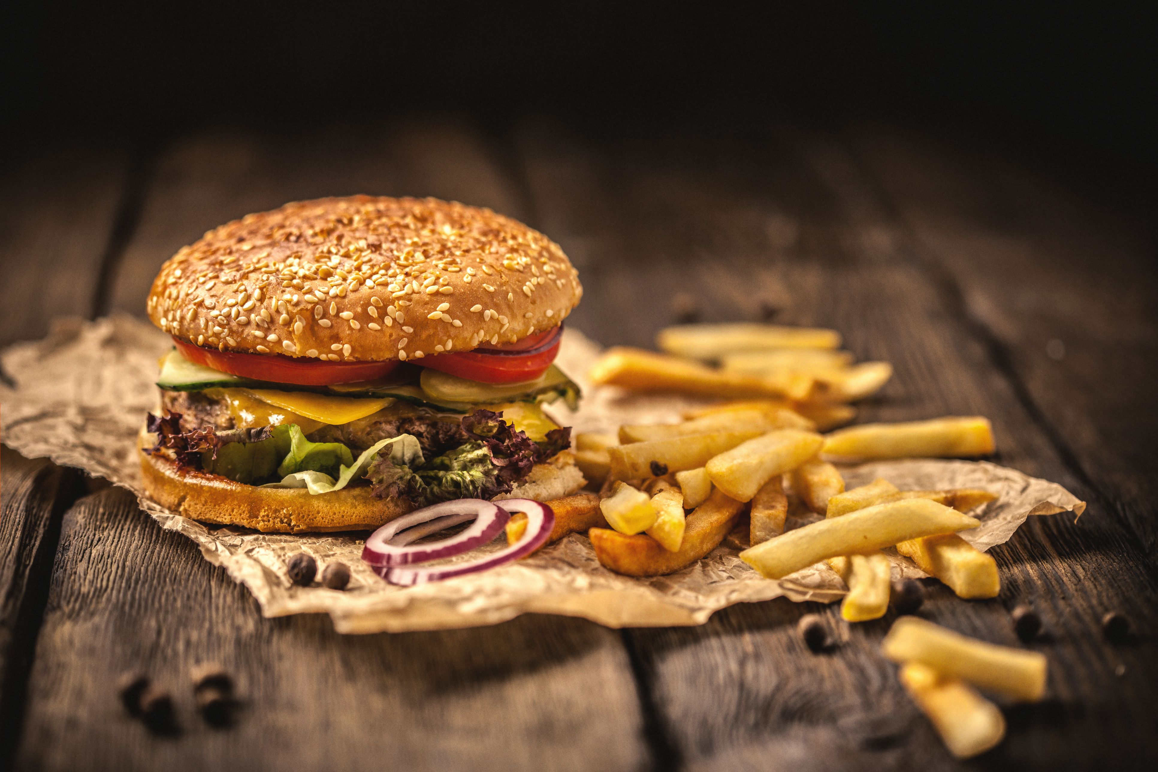 Top 5 Fast Food Chains