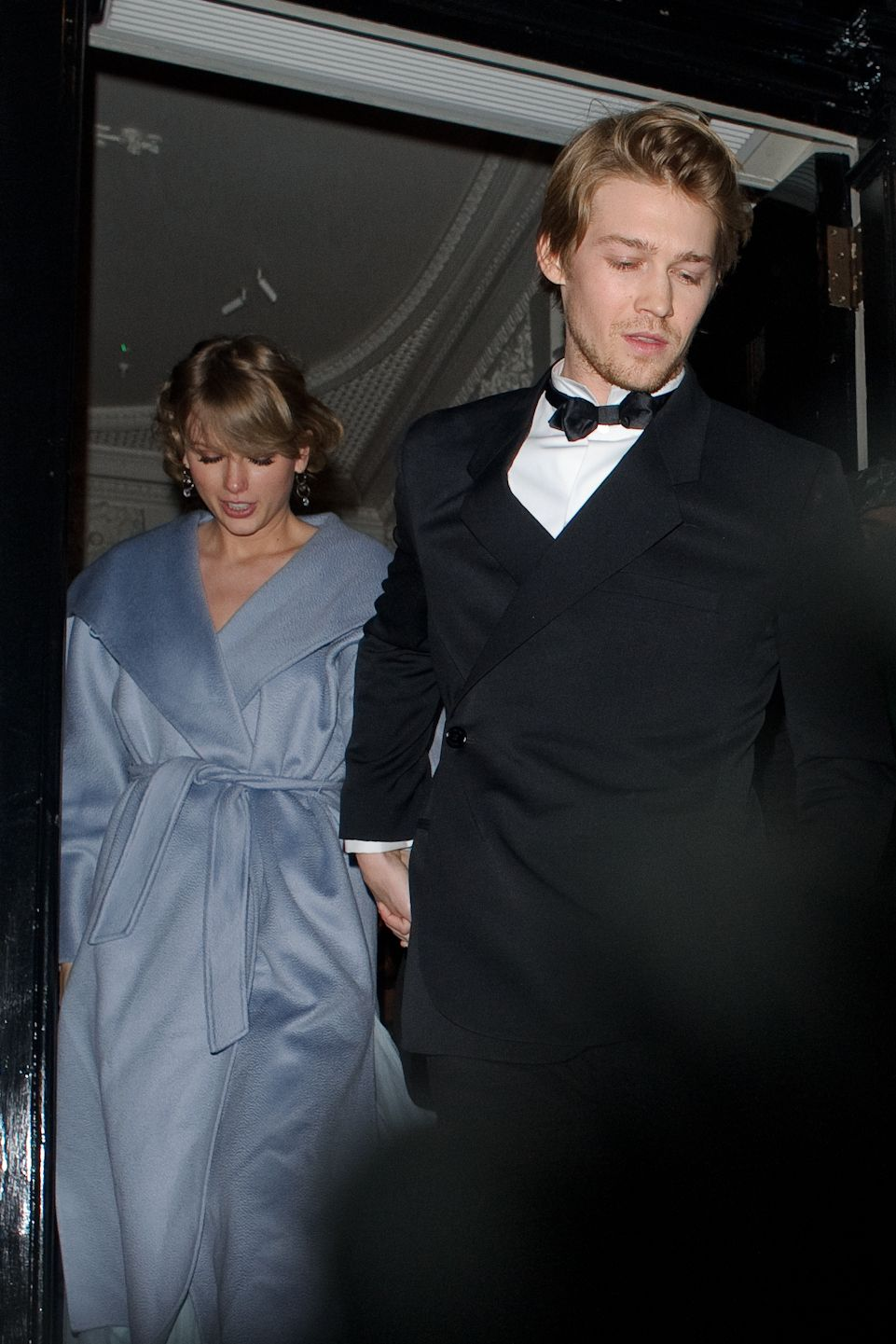 London Celebrity Sightings -  February 10, 2019