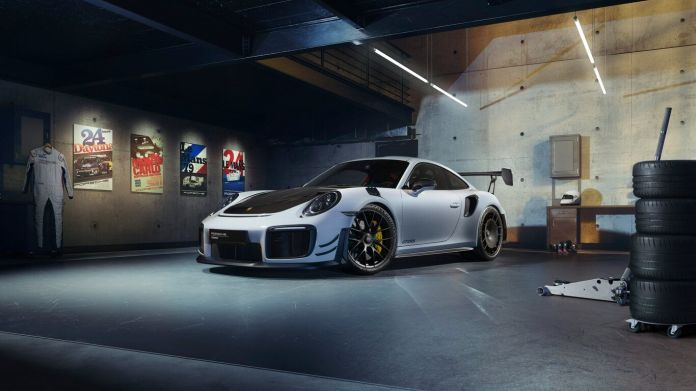 Porsche 911 Gt2 Rs Racing Kit Will Be Available In The U S Soon