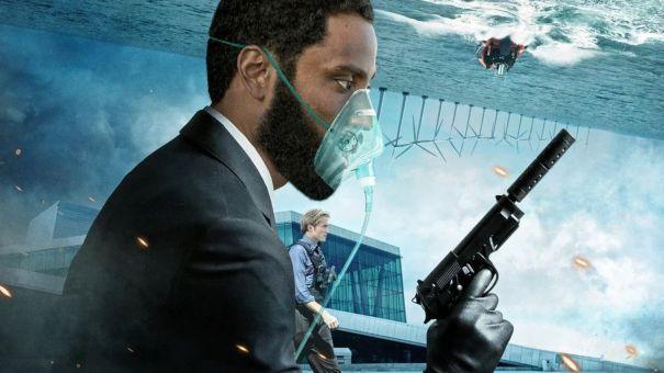 El protagonista de Tenet de Christopher Nolan