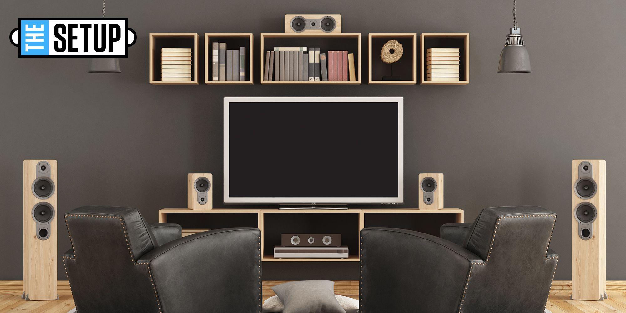Diy Small Home Theater Room Ideas Novocom Top